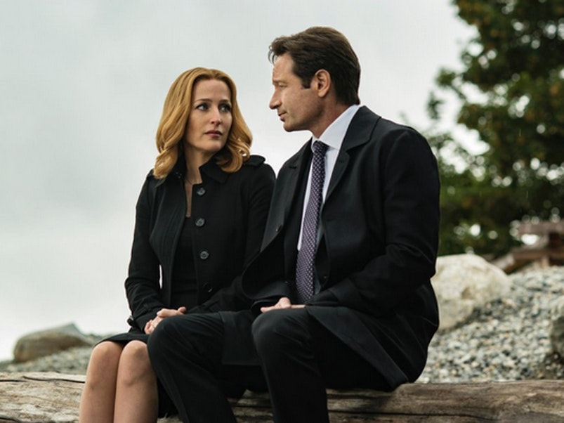 X-Files, Episode 4, Season 10, FOX, showtime, Home Again, Mulder, Scully