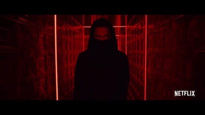 LaKeith Stanfield as L, as he appears in the 'Death Note' trailer