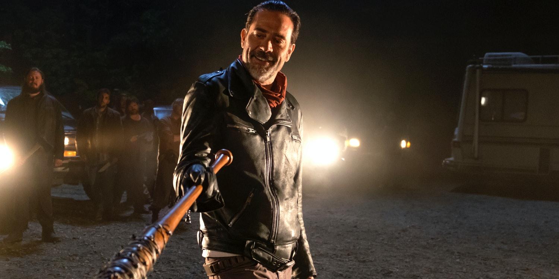 Glenn's killer, Negan.