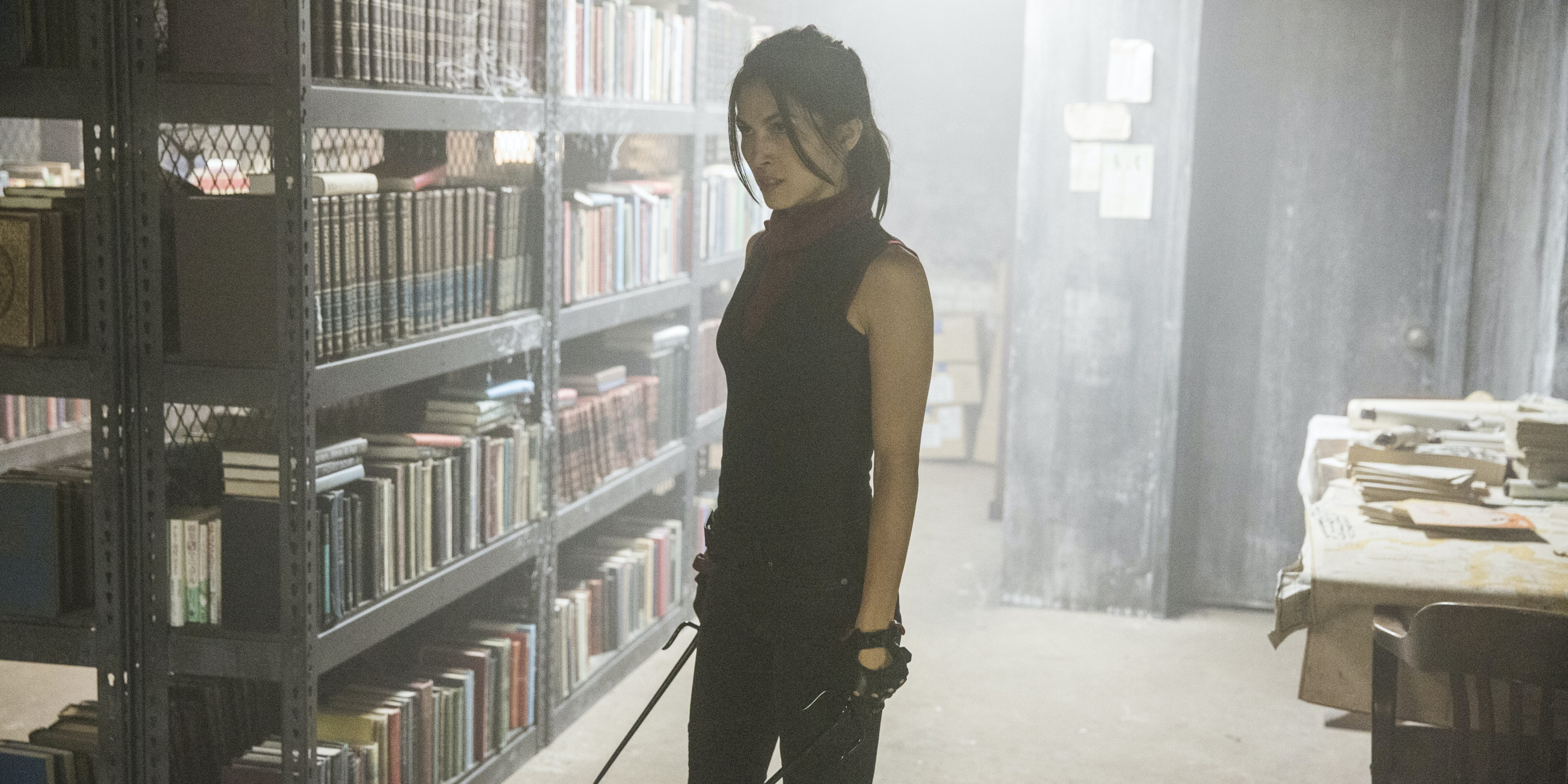 Elektra Rises From the Grave to Kick Ass in 'The Defenders'