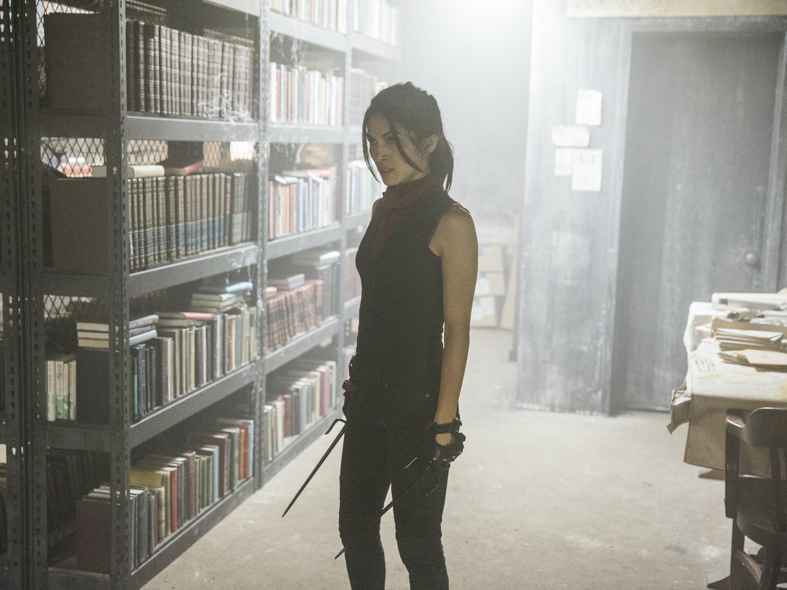 Netflix Elektra Daredevil