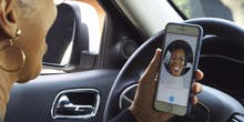 How Uber Uses Facial Recognition to Stop Driver Imposters