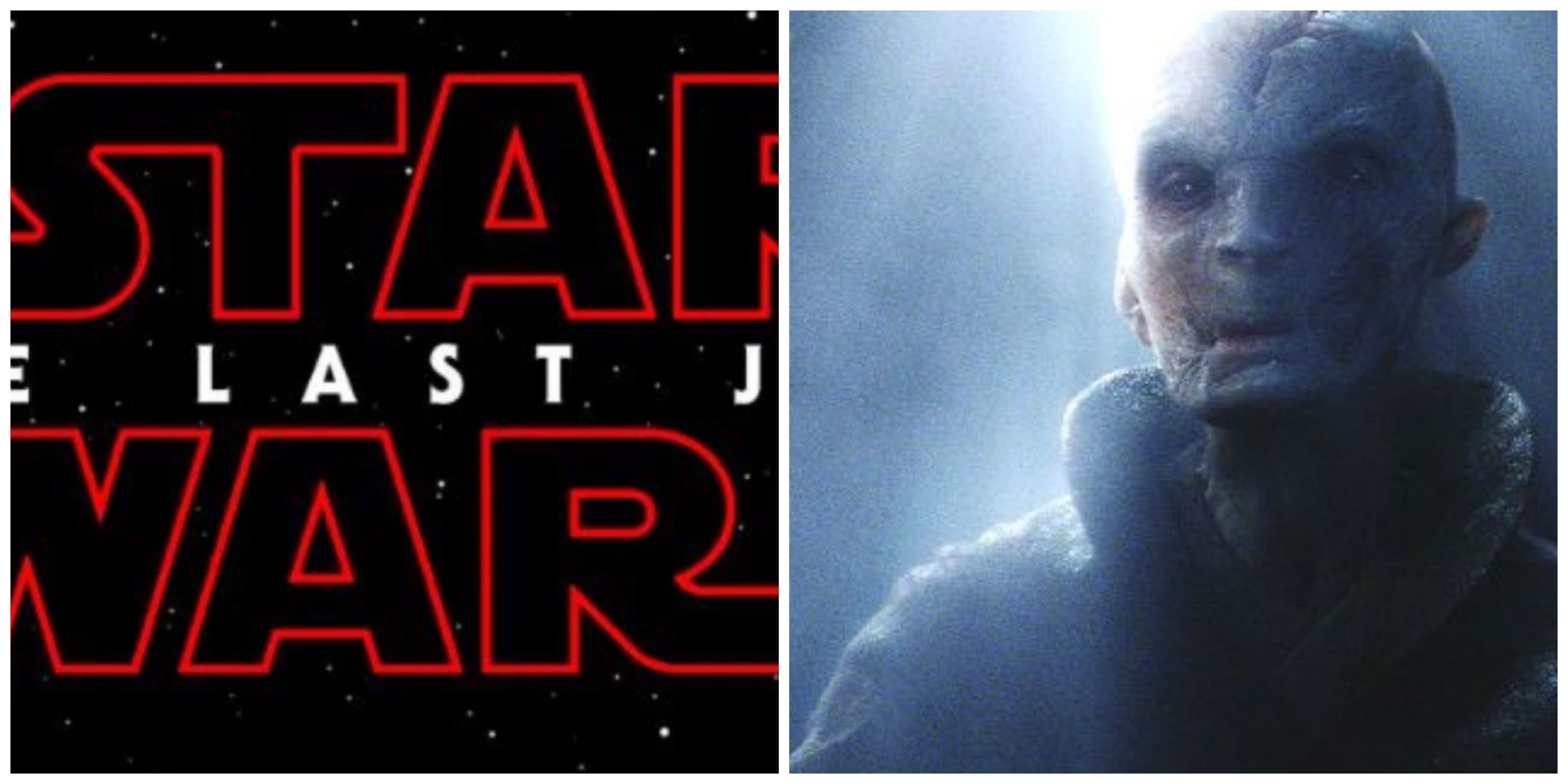 Snoke Rumored to Be Revealed in 'The Last Jedi' Teaser Trailer