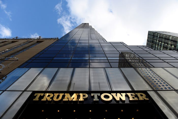 What can Trump Tower say about urban development?