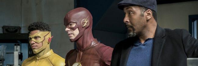 The Flash CW Savitar