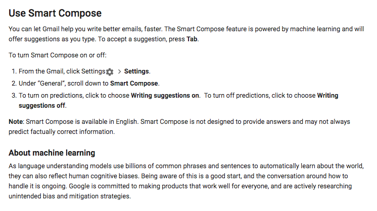 Smart Compose: How to Turn on Gmail's New Experimental