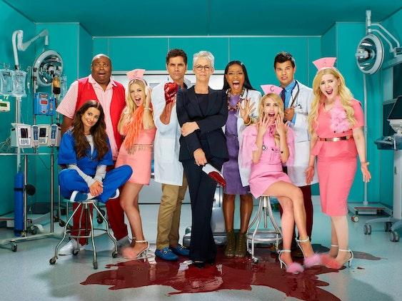 The cast of 'Scream Queens' Season 2