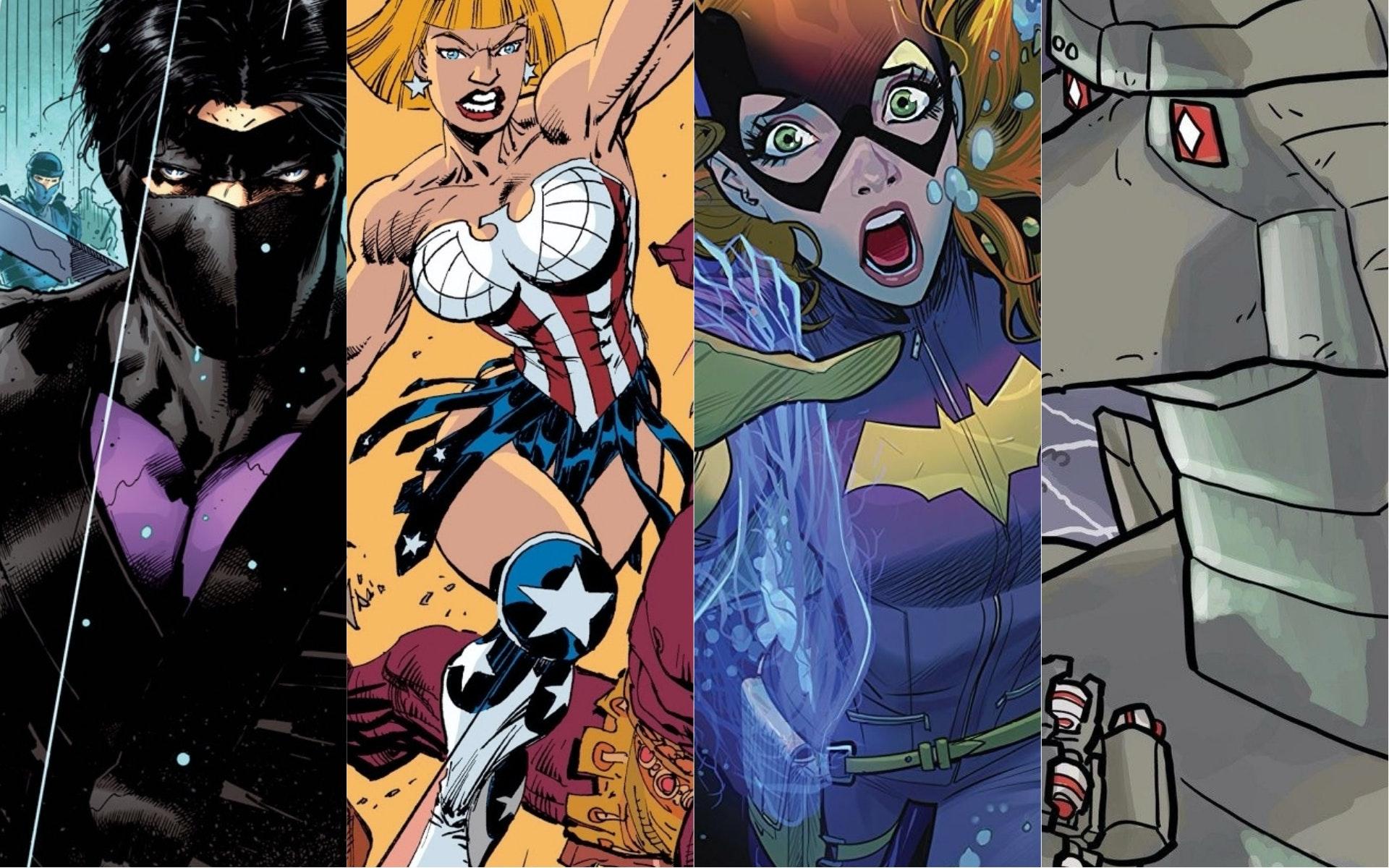 The 6 Best Comics of 2017