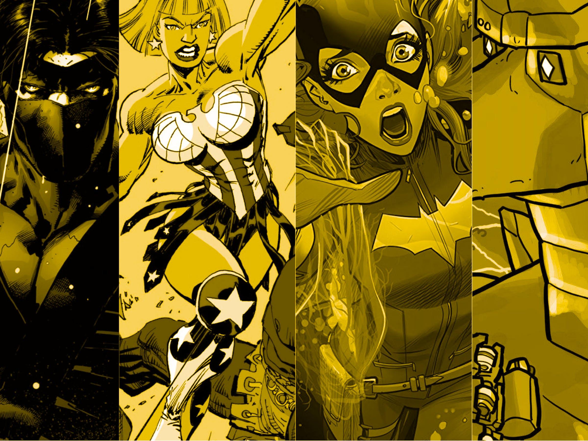 Best Comics of 2017