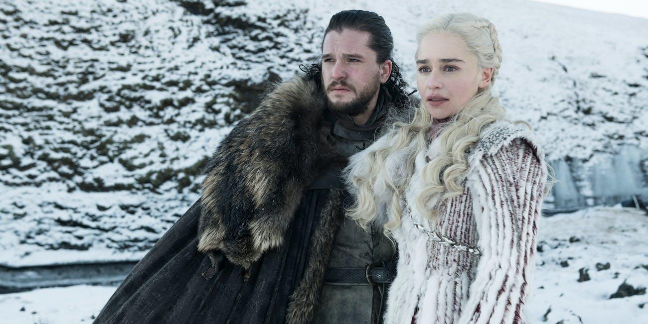 Game of Thrones Season 8 Daenerys