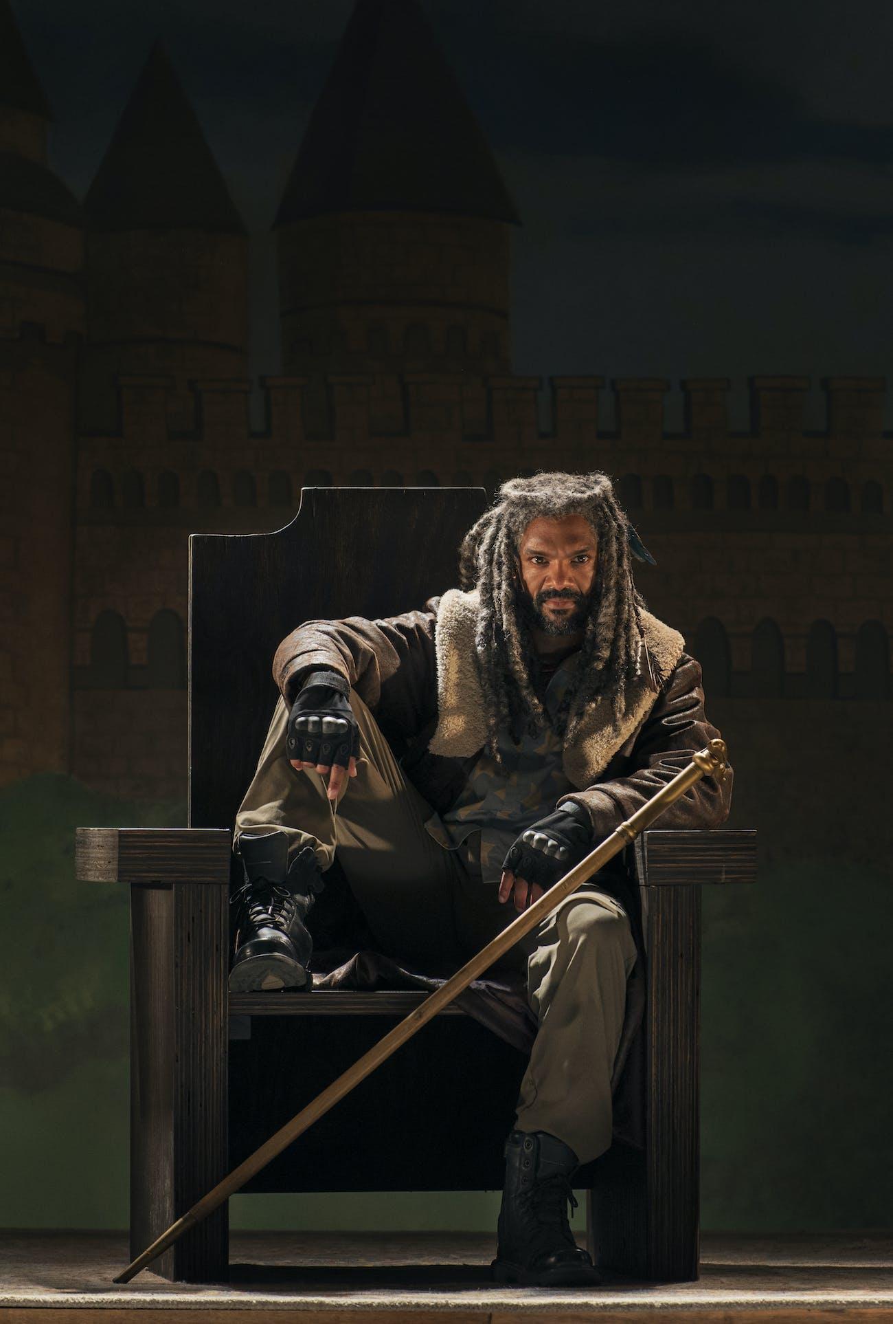 Ezekiel Walking Dead Season 7