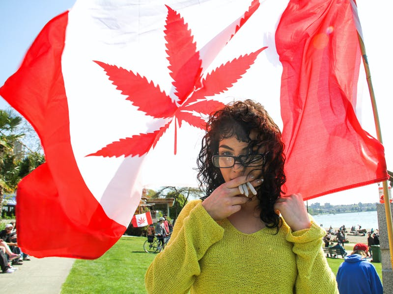 Vancouver Global Marijuana March 2015 - by Jeremiah Vandermeer
