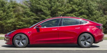 """Tesla Model 3 Falls Short of a CR Recommendation"""