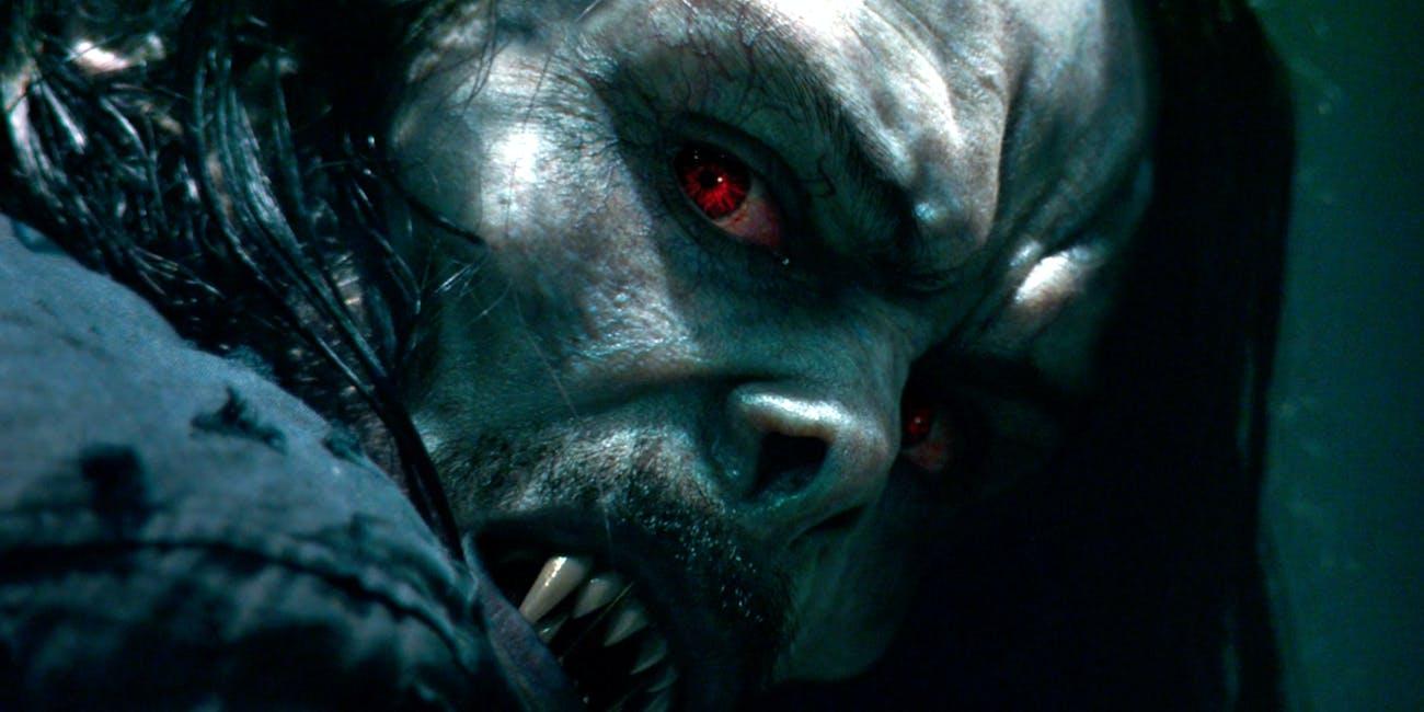 Morbius >> Morbius Trailer Michael Keaton Cameo Confirms Surprise Mcu