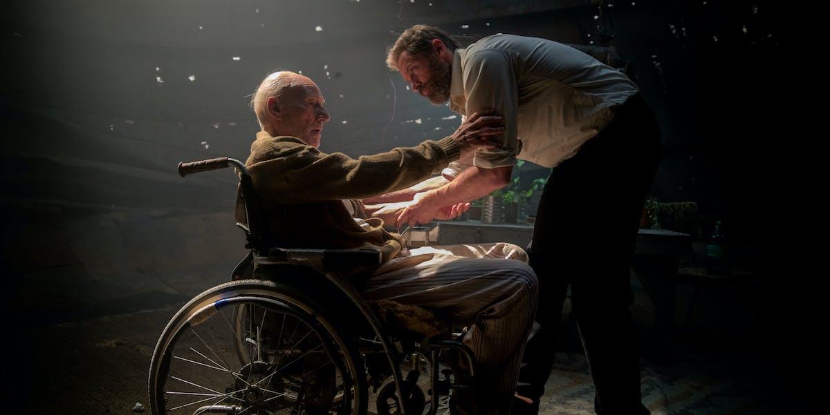 Logan Wolverine X-Men