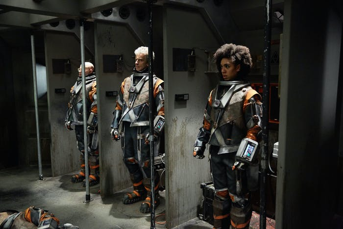 """'Doctor Who,' Episode 5, """"Oxygen"""""""