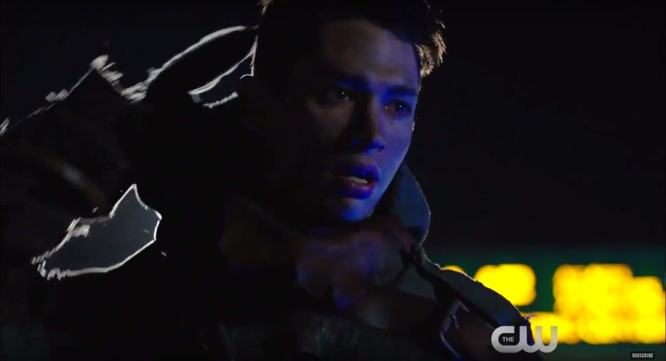 Arrow Season 5 Prometheus