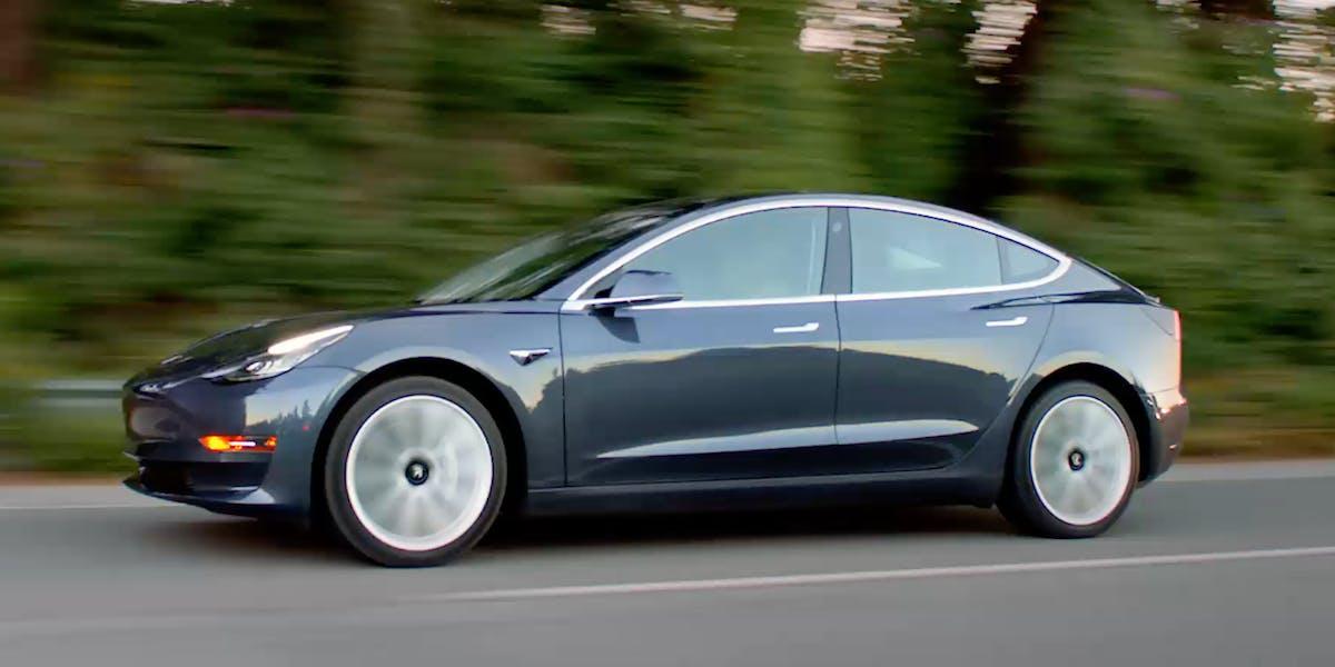Tesla Model 3: Registrations Reveal a Big Step in ...