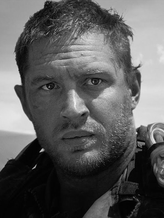 George Miller turning 'Fury Road' into a black-and-white feature.