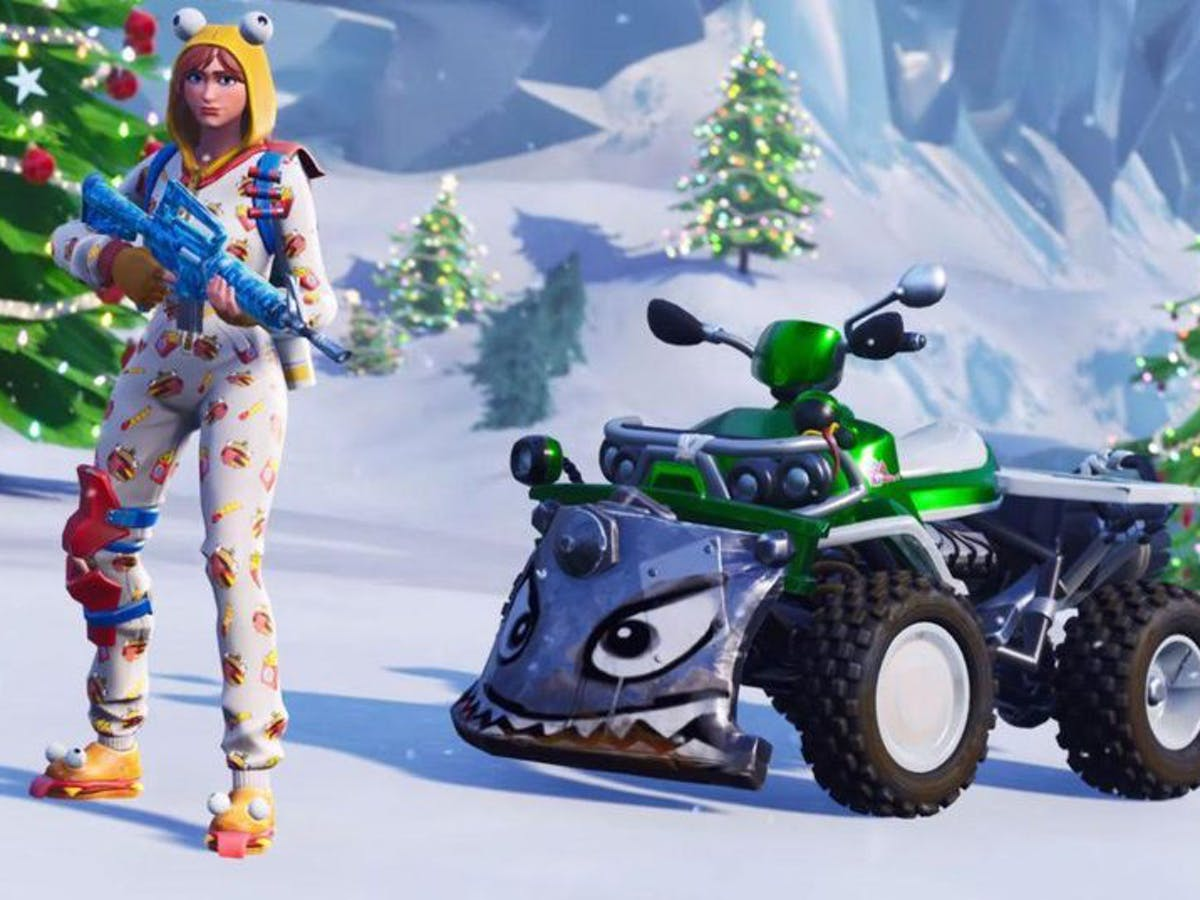 Fortnite Christmas Background Png.Fortnite Season 7 Skins Map Changes Challenges And