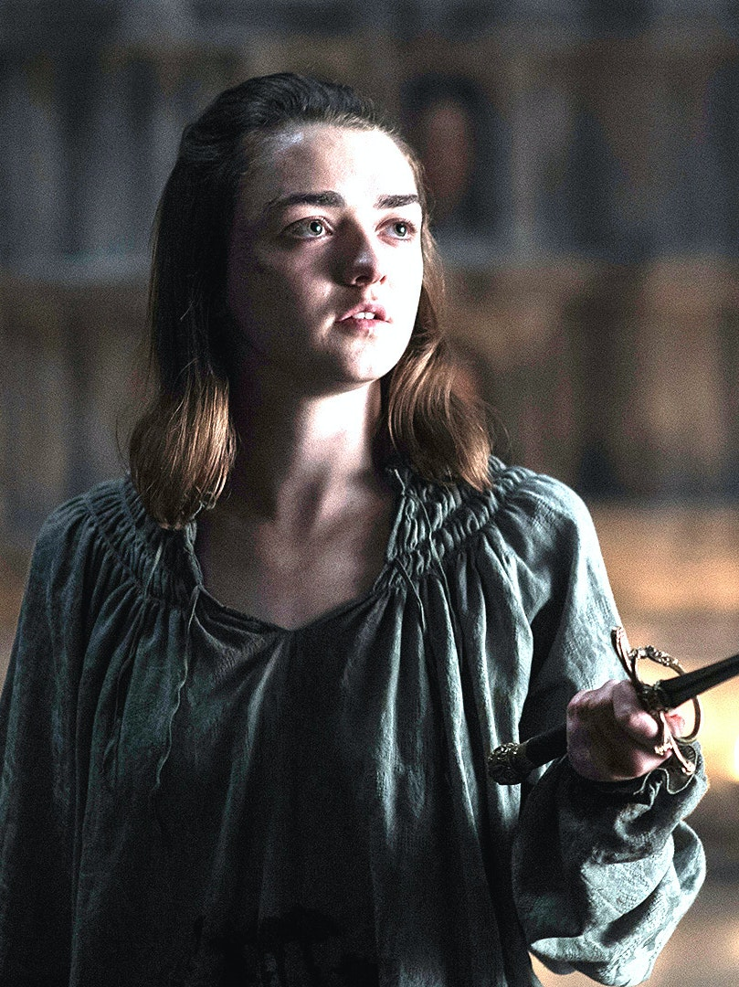 Arya will still be a Faceless Man in 'Game of Thrones' Season 7