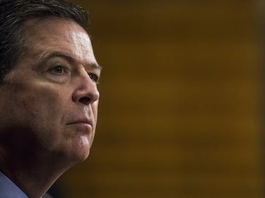 Was the FBI Director Just Fired for Not Understanding Email?
