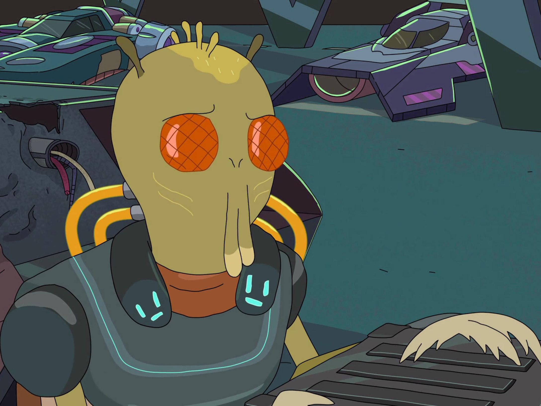 'Rick and Morty' Season 3 Might Hinge On Krombopulos Michael