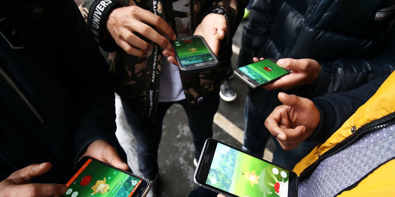 Pokemon Go Could Lead Children to Sex Offenders' Houses   Inverse