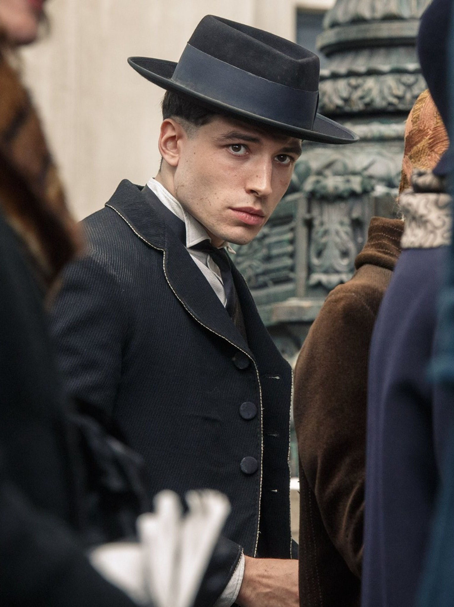 Credence Barebone  in 'Fantastic Beasts and Where to Find Them'