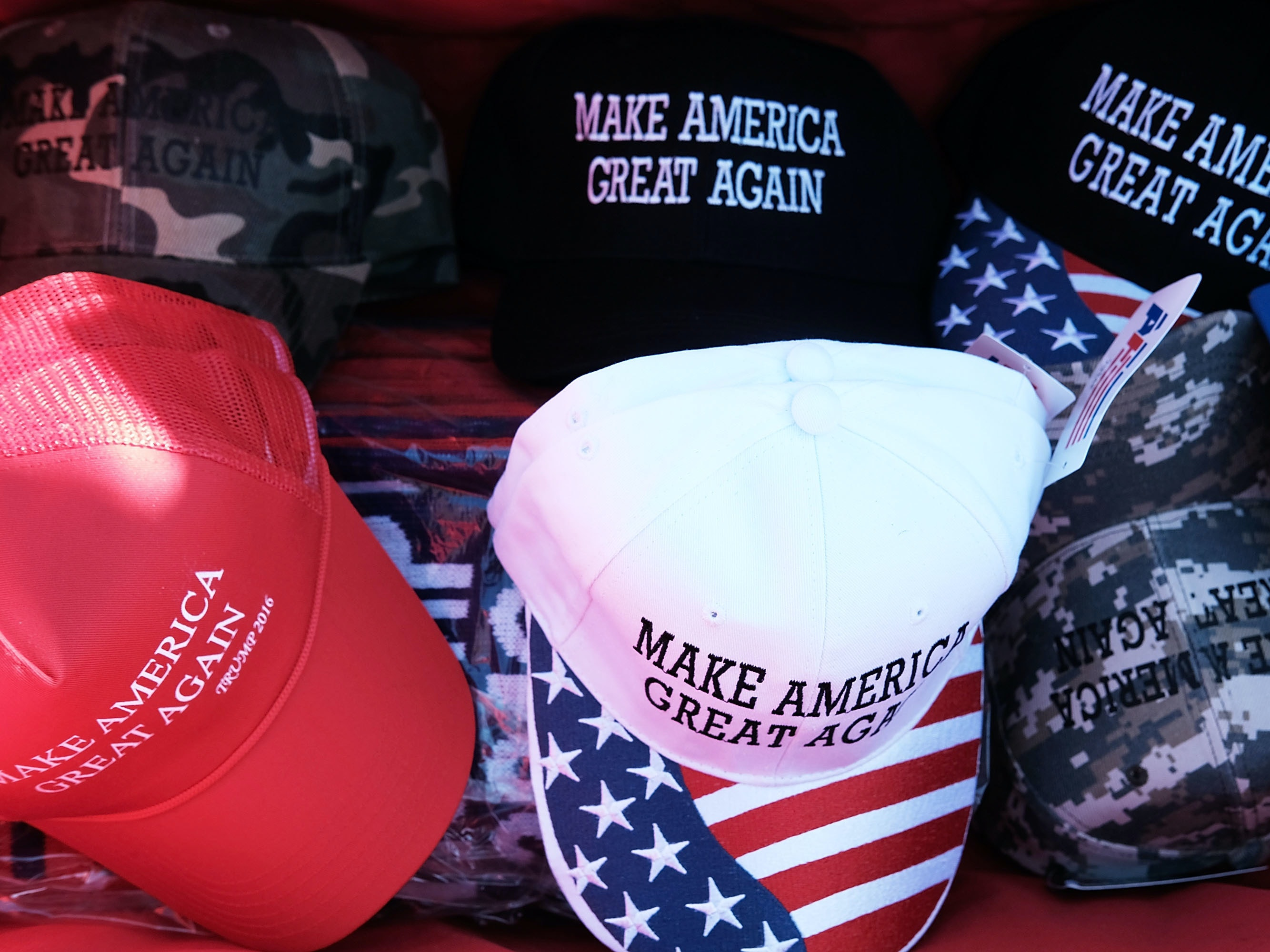 Those Damn Hats Won't Disintegrate