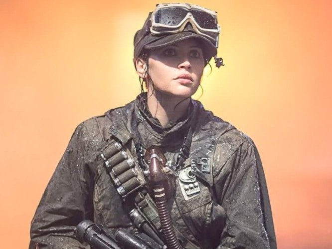Jyn Erso's Story Will Probably End With 'Rogue One'