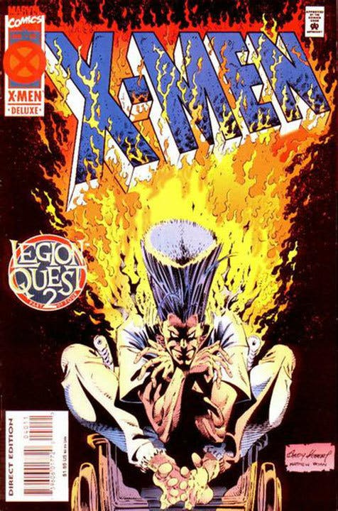 X-Men Legion