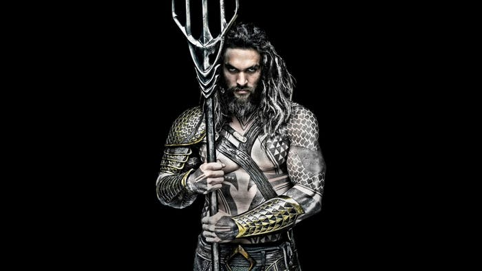 Jason Momoa would be a great Geralt of Rivia in Netflix's 'The Witcher'