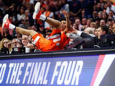 Samsung Gear VR Will Put You Courtside for the NCAA Final Four