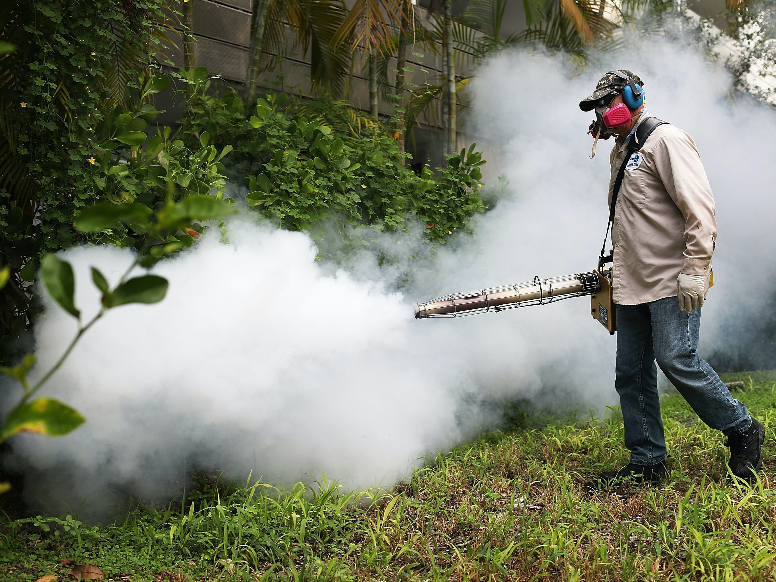 "How the Feds Will Spend $1 Billion to ""Protect America"" From Zika"