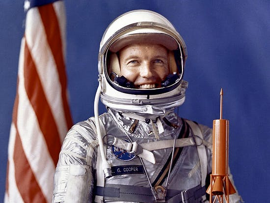 Discovery Channel's Search for Astronaut Gordon 'Cooper's Treasure' Isn't a Stunt