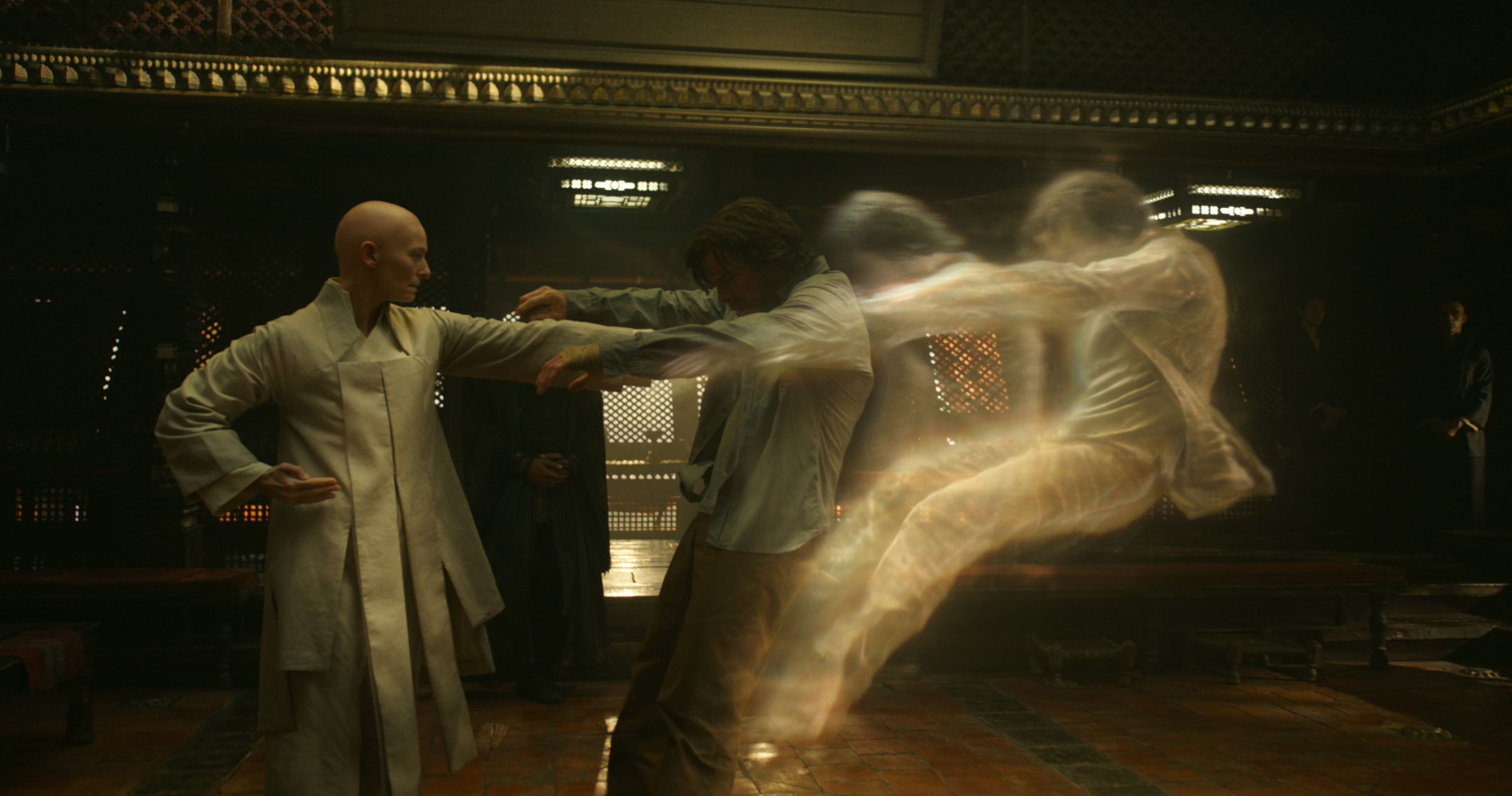 Image result for doctor strange fight scene