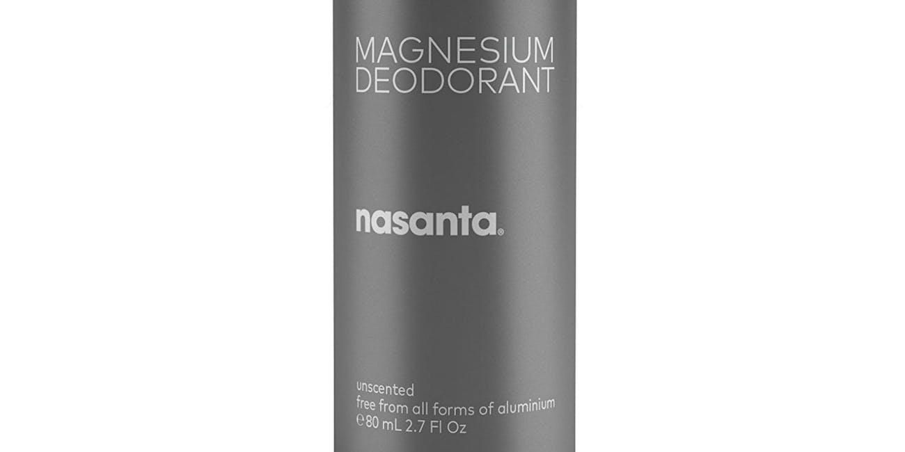 nasanta deodorant
