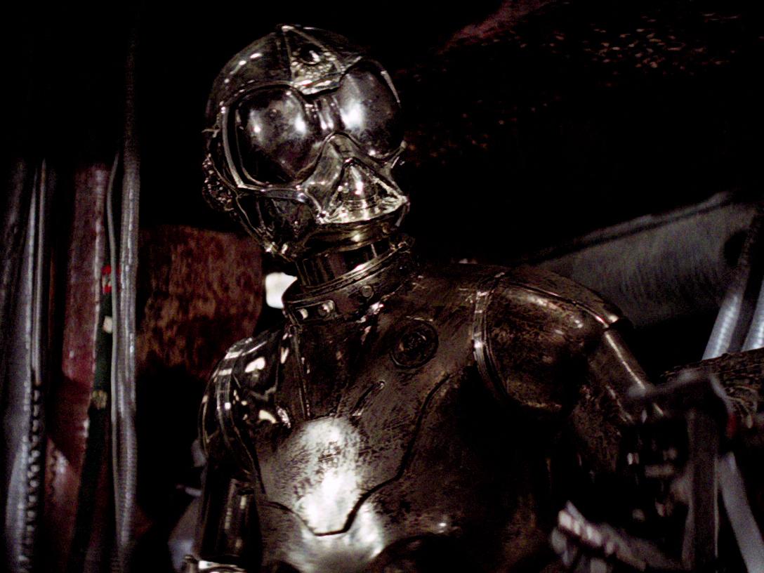 An RA-7 droid.