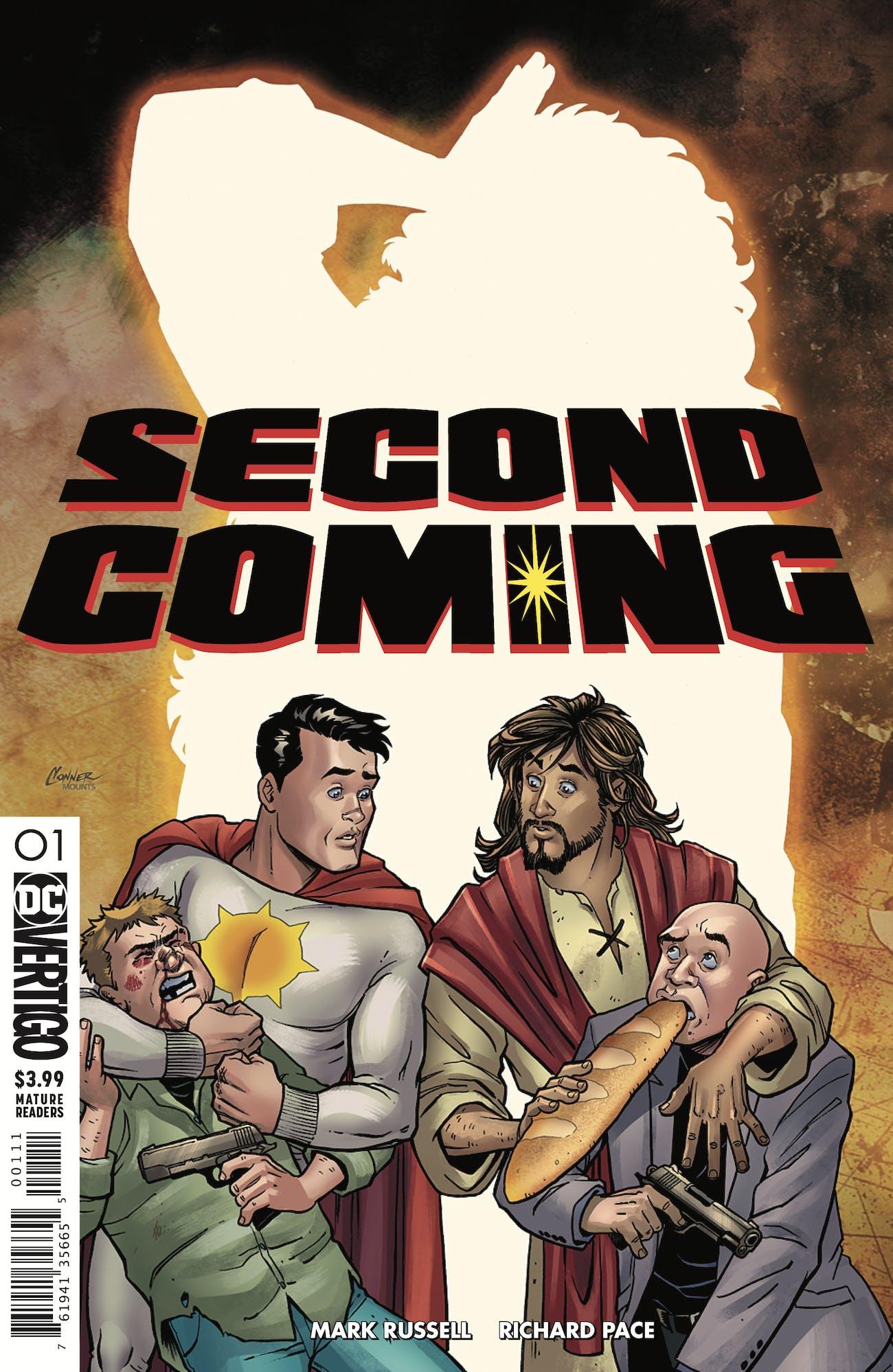 Second Coming DC Vertigo