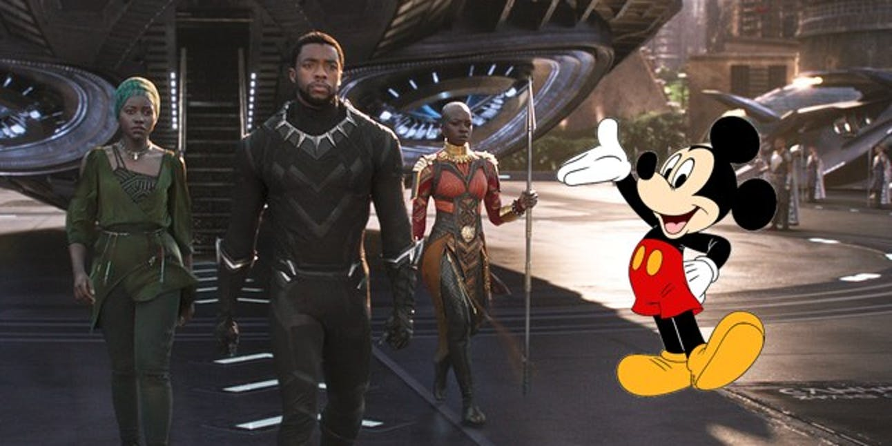 Disney just made a huge donation.