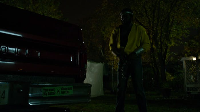 Luke Cage Netflix Power Man Costume