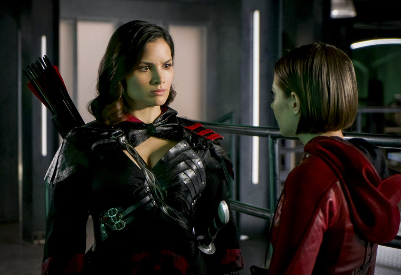 Nyssa's return to 'Arrow' is welcome.