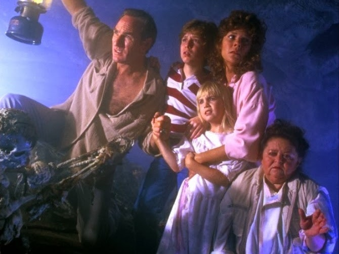 'Stranger Things 2' Can Learn From 'Poltergeist II'