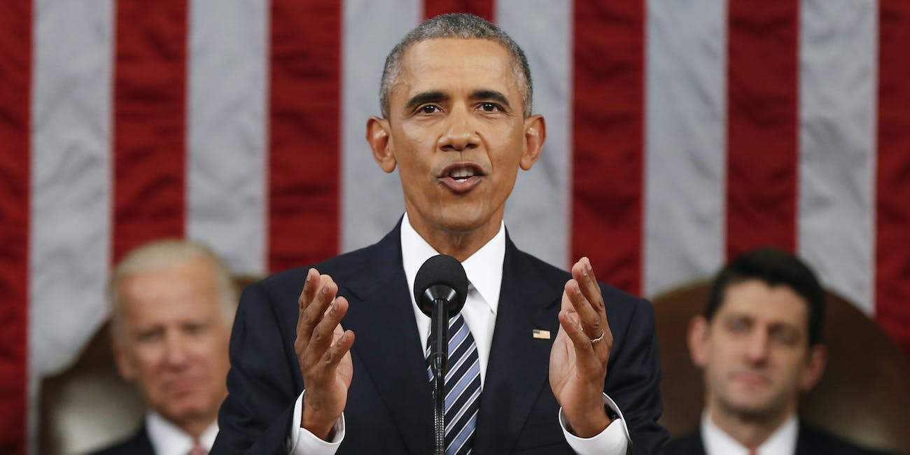 President Barack Obama's Final State of the Union as Yoda Would Have