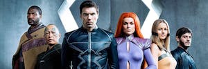Inhumans Black Bolt Agents of SHIELD