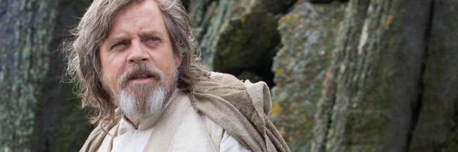 Luke might wear more than just those robes.