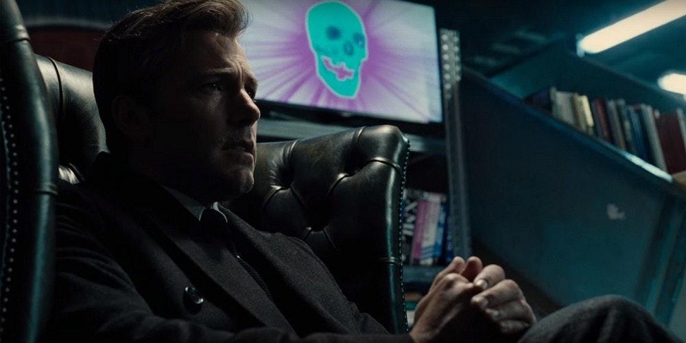 Ben Affleck as Bruce Wayne in 'Justice League'
