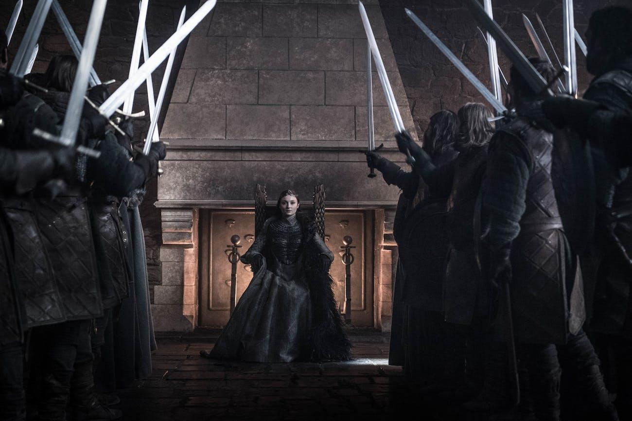 Sansa Game of Thrones Season 8 finale