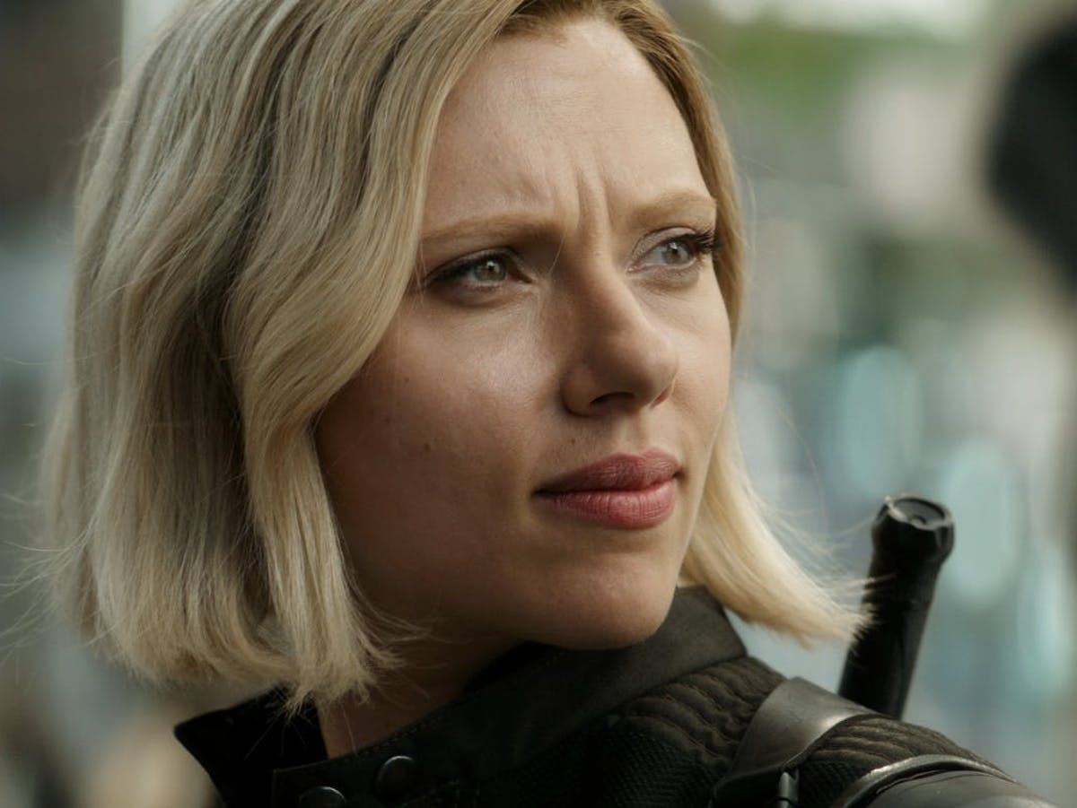 'Infinity War': Black Widow Is Hardcore as Hell in New Teaser